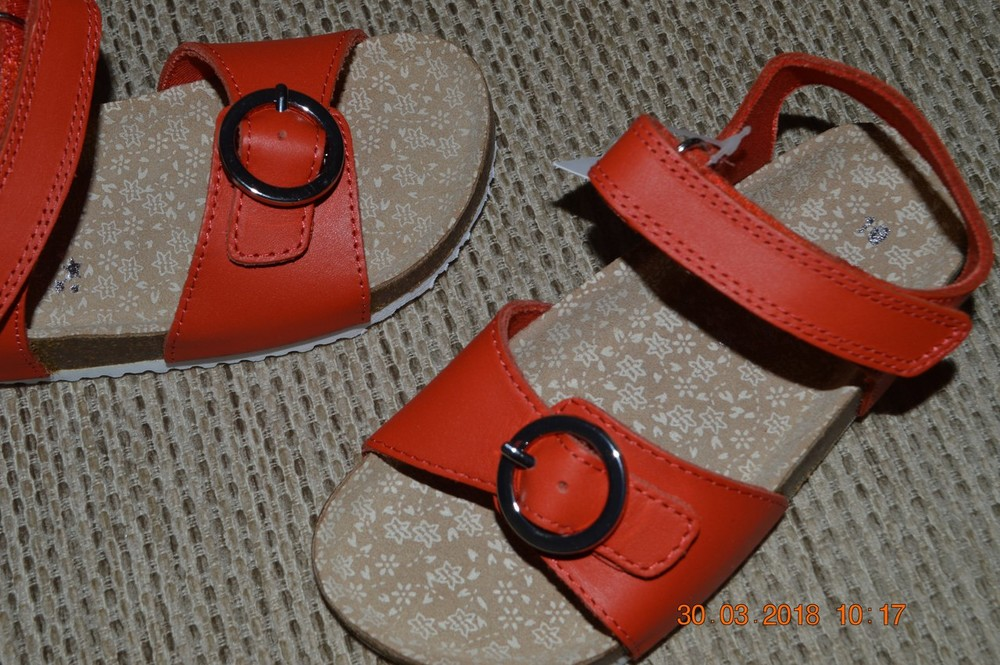 8b4773d205bd52 Нові шкіряні сандалі next розм. 8 25, 5 в наявності, цена 570 грн ...