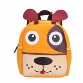 Рюкзак детский из неопрена для мальчика и для девочки. Щенок.