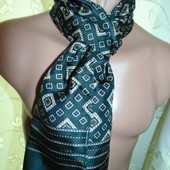 Стильний брендовий шарф шаль . Young Dimension