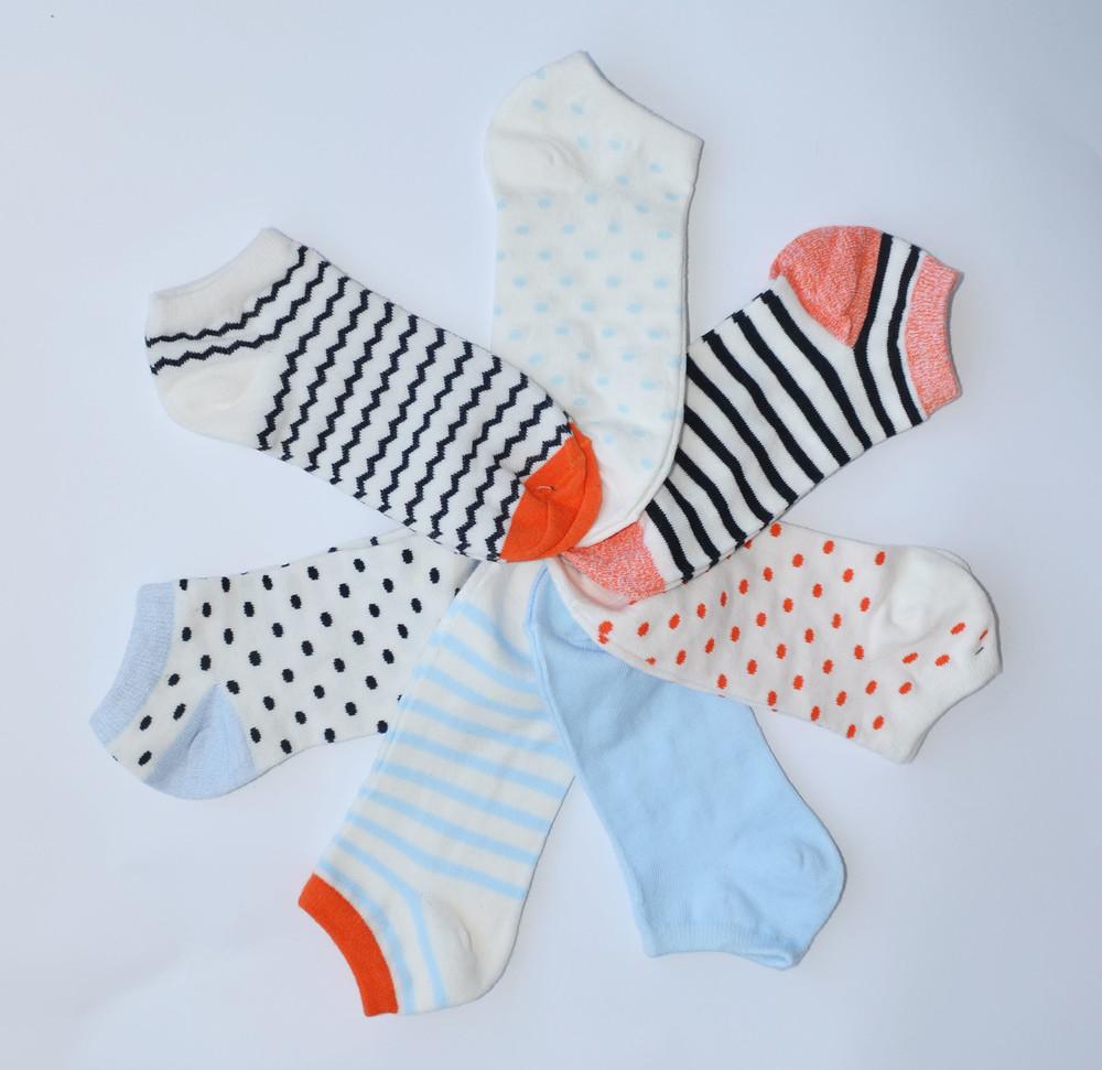 Женские низкие носки, primark фото №1