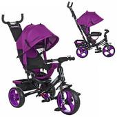 Велосипед трехколесный M 3113-18 Violet