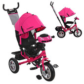 Велосипед трехколесный M 3115-3HA Pink