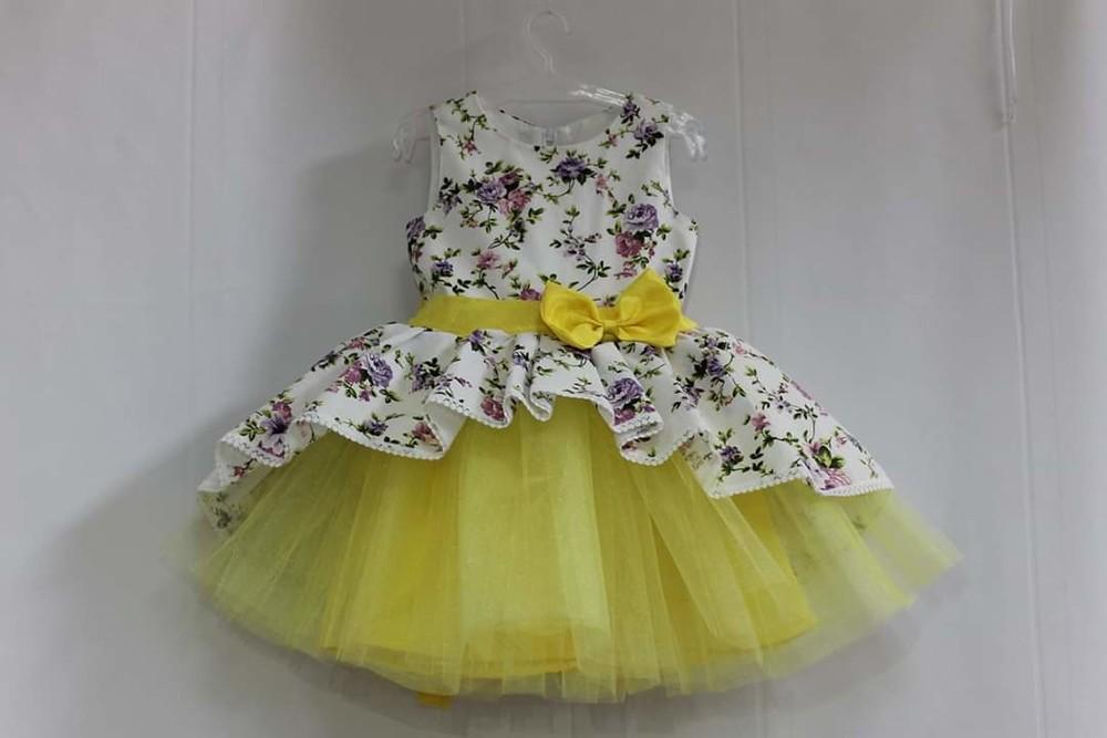 Шикарные платье сарафаны на праздник 68-152 фото №1