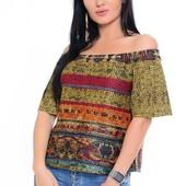 Стильная блузка (много расцветок и размеров)