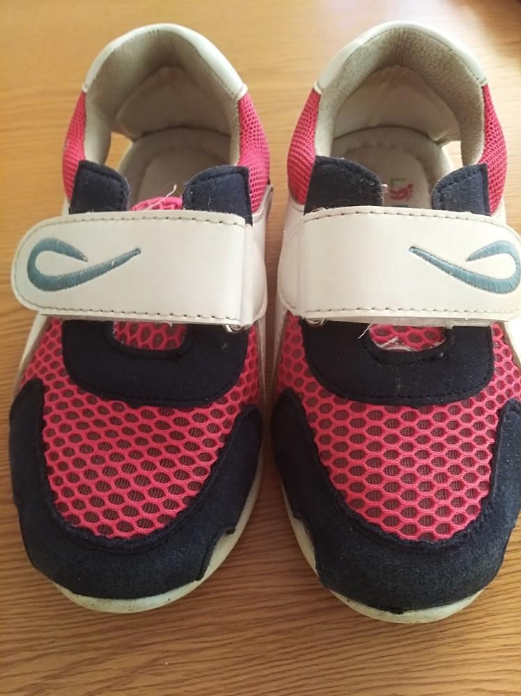 Летние кроссовки для  девочки 26р фото №1