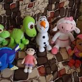 Мягкие игрушки Дисней! Оригинал.