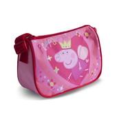 Распродажа - Сумочка девочке Peppa Pig Королева свинка пеппа от Росмэн через плече