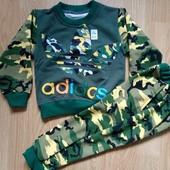 Детский спортивный костюм Адидас 2-х нитка высочайшего качества