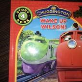 Книга детская на английском языке . Чагинтон!