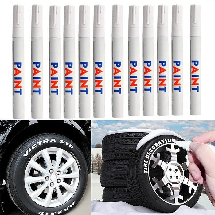 Маркеры для шин покрышек колёс резины маркер Самая маленькая цена! фото №1