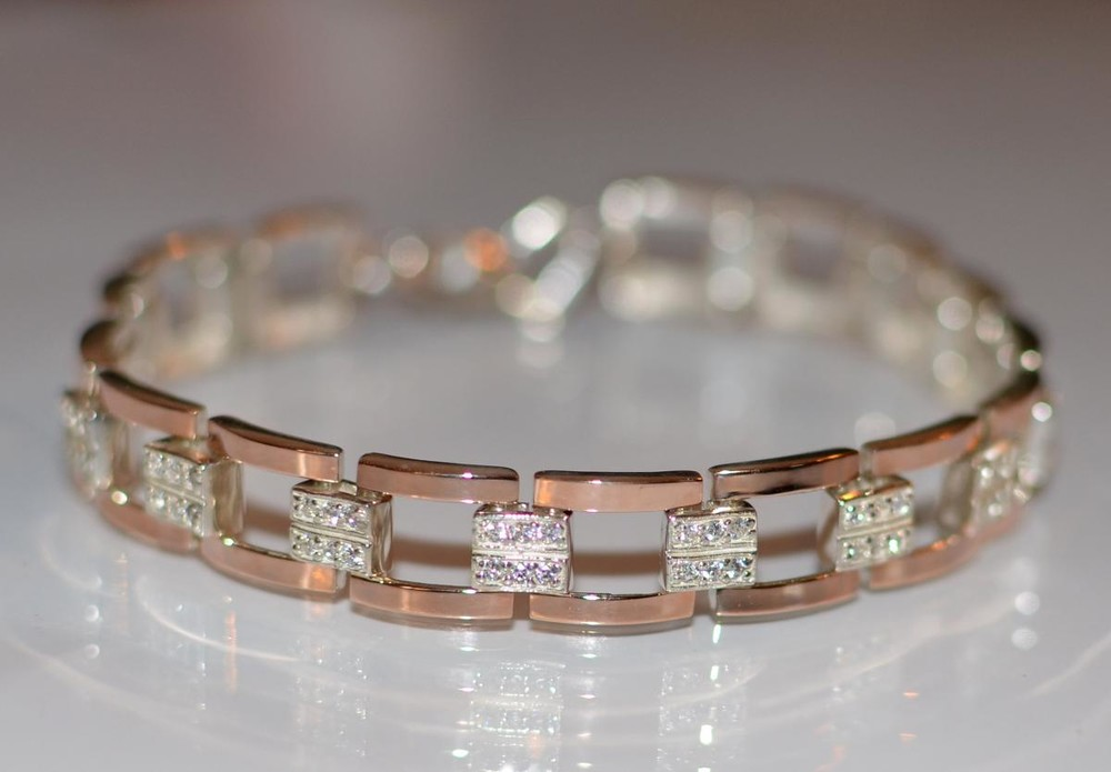 женские браслеты литье фото только