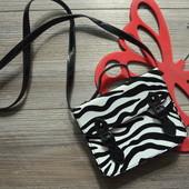 Сумочка сумка детская зебра M&S