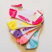 Primark носочки для девочки 3-6,7-10 лет