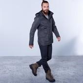 крутая мужская всепогодная куртка от тсм tchibo. 3 куртки в одной. Коллекция онлайн