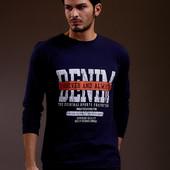17-152 мужской Лонгслив кофта джемпер пуловер чоловічий одяг