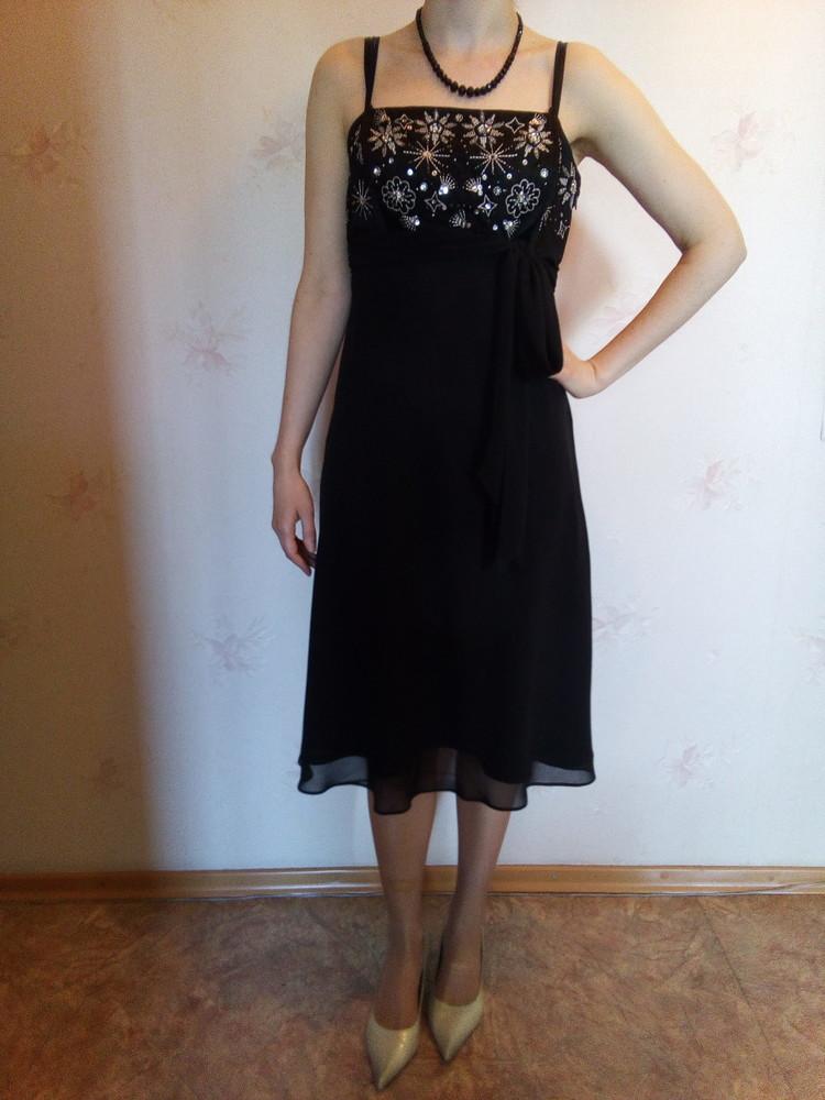Коктейльное платье Debut фото №1