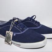 Кроссовки,кеды, мужские кожаные Tom Tailor размер 44