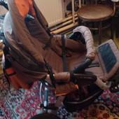 Детская универсальная коляска 2 в 1 Jane Slalom Pro