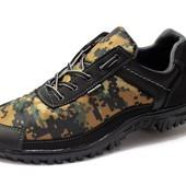 Кроссовки в стиле милитари мужские демисезонные (Х-16)
