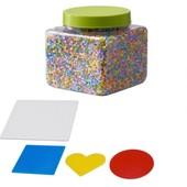 Набор термомозаика, пастельные цвета Pyssla Пюсла от Икеа Ikea в наличии