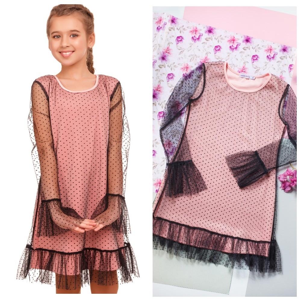 Платье альбина р. 140-152 фото №1