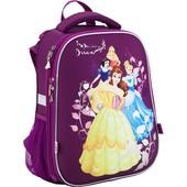 Рюкзак школьный каркасный Kite Princess P18-531M ранец для девочки