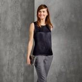 Стильная блуза топ премиум коллекции M 40-42 евро Esmara Германия.