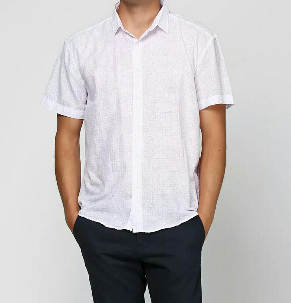 Мужские рубашки-тенниски больших размеров 54,56,58 фото №1