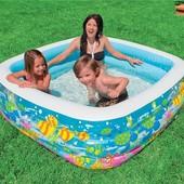 Надувной бассейн детский Intex 57471