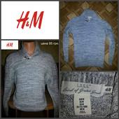 Свитер от H&M, состояние идеальное, Камбоджа, р.М