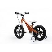 Детский велосипед Royal Baby mgdino 14 золотой