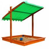 Деревянная песочница Sportbaby №22