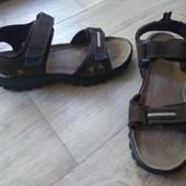 Кожаные босоножки сандалии George, 28,5см 44р.