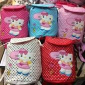 Рюкзачки Kitty для маленьких принцесс.