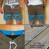 Стильные летние мужские шорты плавки Brunotti