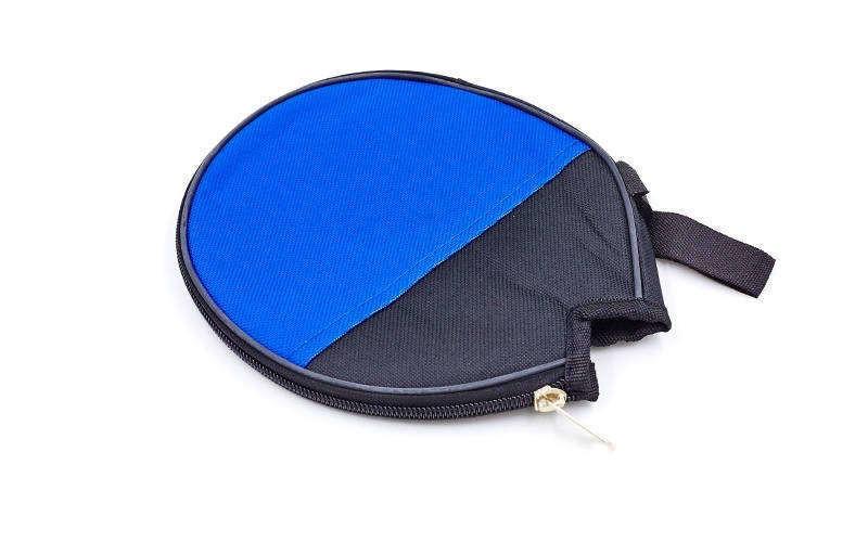 Чехол на ракетку для настольного тенниса 2716: размер 17х18см фото №1