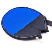 Чехол на ракетку для настольного тенниса 2716: размер 17х18см