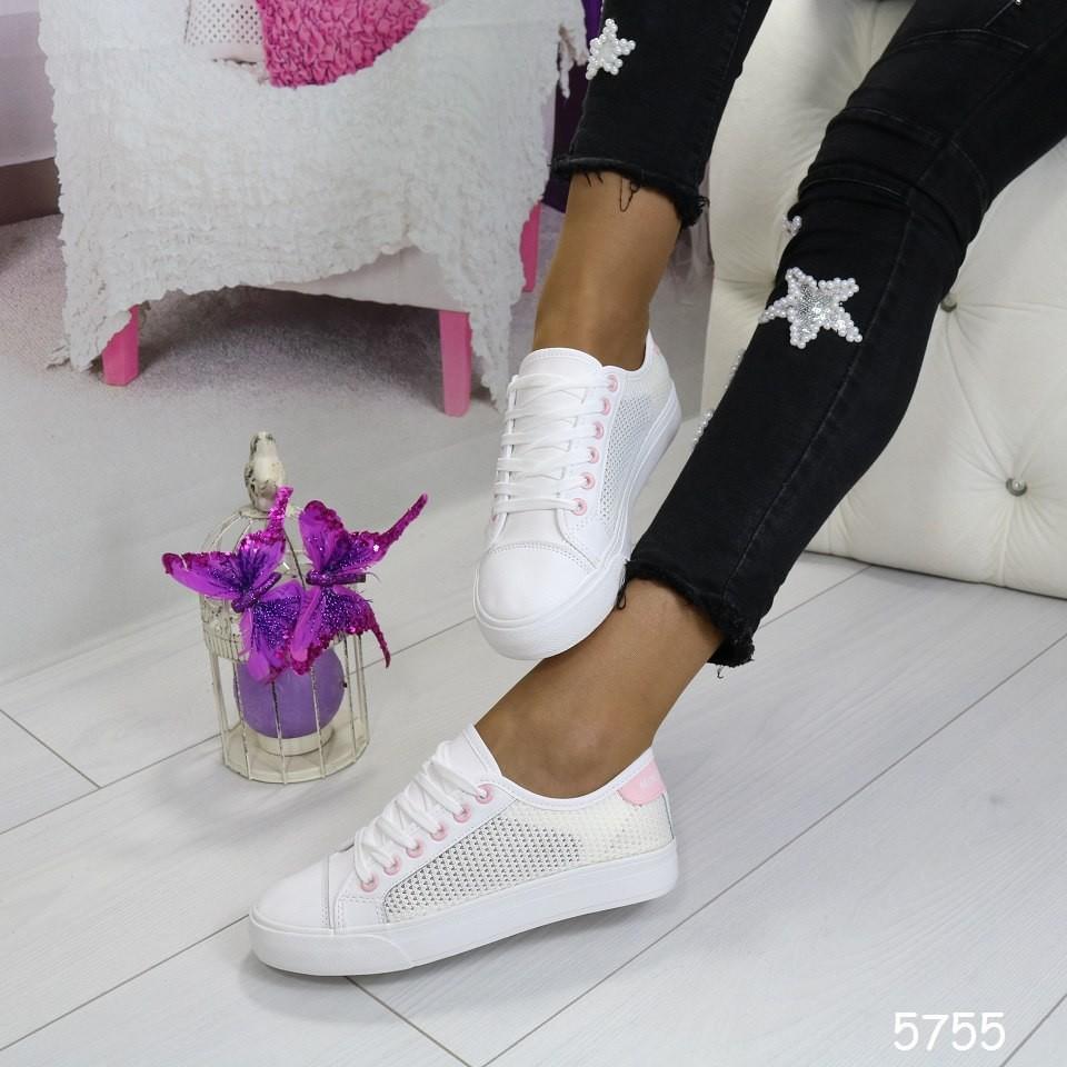 Акция! женские белые летние кеды сетка, цена 290 грн - купить ... d29127fba8e
