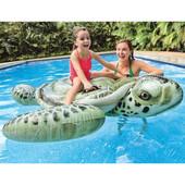 57555 Плотик надувной Морская черепаха Intex