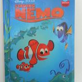 Книга детская на английском Немо, Дисней
