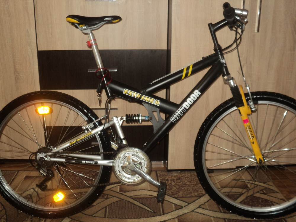 Продам велосипед out door из Германии+подарки. фото №1