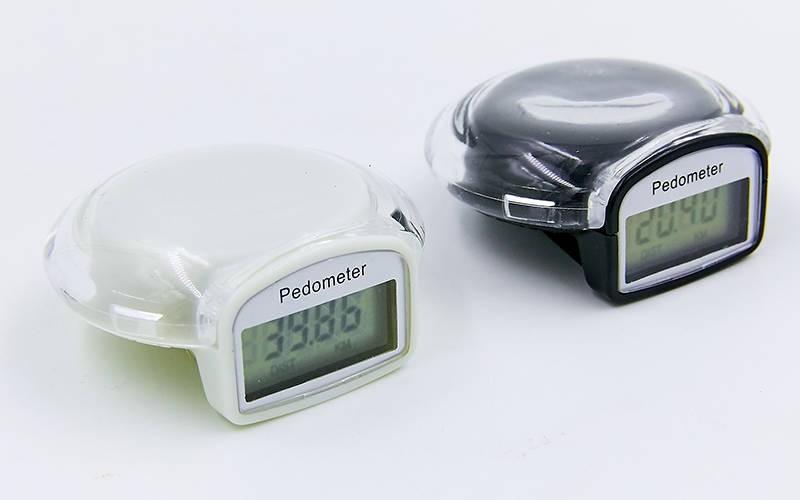 Шагомер электронный с клипсой 4900: количество шагов + расстояние + калории фото №1