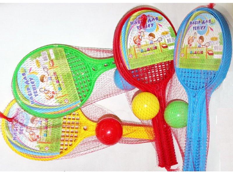 Теннисный набор фото №1