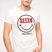 2-21 Мужская футболка DeFacto одежда Турция чоловіча футболка майка мужская одежда