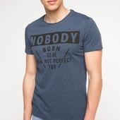 2-27 Мужская футболка DeFacto одежда Турция чоловіча футболка майка мужская одежда