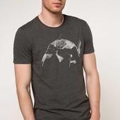 2-38 Мужская футболка DeFacto одежда Турция чоловіча футболка майка мужская одежда