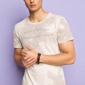 2-52 Мужская футболка DeFacto одежда Турция чоловіча футболка майка мужская одежда