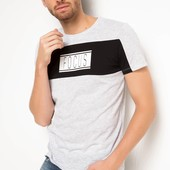2-56 Мужская футболка DeFacto одежда Турция чоловіча футболка майка мужская одежда