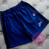 Мужские шорты Nike синие 46-54