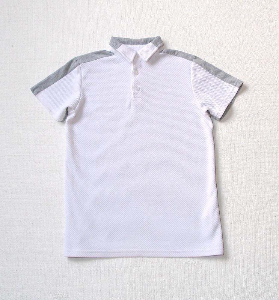 f80b3710608 Фактурная рубашка-поло river island на 5-6 лет фото №2